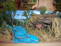 making animals for diorama | Mrs. Hedberg's: Animal Camouflage Diorama Project
