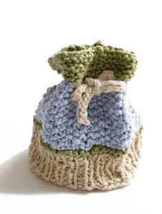 Ravelry: Mini Sack Hat / Mini I-Cord Hat pattern by Lion Brand Yarn