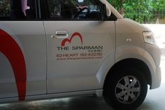 The Sparman Clinic Airport/Seaport Shuttle Service.