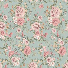 Cutesie Floral Wallp