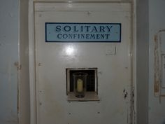 End Solitary Confinement in Prison