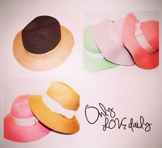 I❤️Hat…! I❤️onlylovedaily【Old】 love