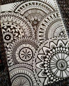 Art designs patterns doodles mandala doodle, mandala art, mandala nature, m Mandala Doodle, Mandala Art Lesson, Mandalas Painting, Mandalas Drawing, Doodling Art, Doodle Patterns, Zentangle Patterns, Zentangles, Doodle Art Drawing