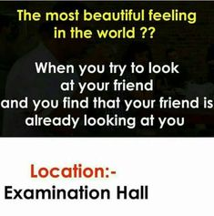 """If you want to get high score in exams you have to stay focus and attention of these """"Top Funny Minion Exam Quotes – Famous Funny Hilarious Memes and Pictures"""". Exams Funny, Funny School Jokes, Very Funny Jokes, Really Funny Memes, Stupid Funny Memes, Funny Facts, Funny Humor, Funny College, Best Friend Quotes Funny"""