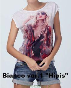 """T-shirt damski Jadea """"Primavera"""""""