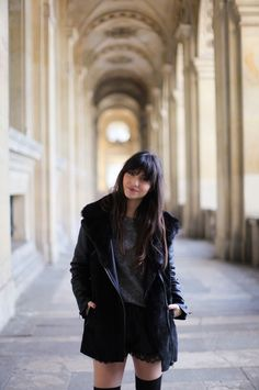 From Paris to London — (via Le Louvre | Le Blog de Betty)