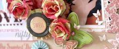 make washi tape flowers