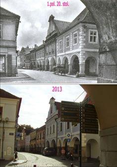 Přehled srovnávacích fotek: TŘEBOŇ (Jihočeský kraj) Czech Republic, Louvre, Mansions, House Styles, City, Building, Places, Travel, Home