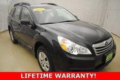 2011 Subaru Outback, 58,282 miles, $17,000.