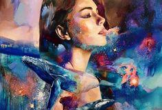 Cuando no sepas a dónde ir, sigue el perfume de un sueño | lamenteesmaravillosa.com