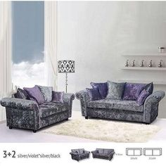Best Cheap Sofas Uk Yellow Leather 29 Images Campaign Corner Bench Camere Glitz Velvet 3 2 Sofa Set