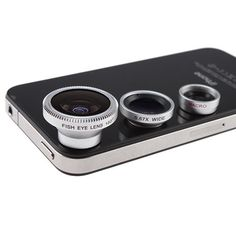 Lenses for my iPhone! I want!