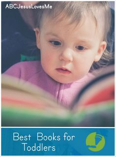 Top books for 2-year-olds and toddlers.  The ones both of you will want to read over and over again.