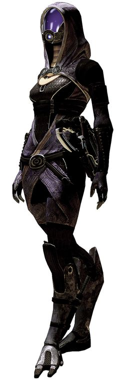 Tali'Zorah vas Normandy - My Badass Bestie throughout the whole ME series! Great reference shot for plushies.