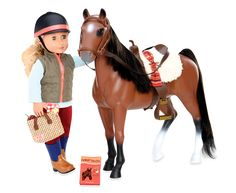 Andalusian Horse | Our Generation Dolls