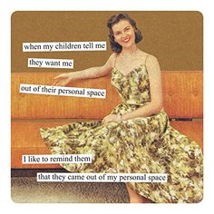 Only women can understand these sarcastic retro pictures. By AnneOnly women can understand these sarcastic retro pictures.By Anne Taintor Inc Retro Humor, Vintage Humor, Retro Funny, Sarcastic Quotes, Funny Quotes, Funny Memes, Funny Sarcastic, Golf Quotes, Sarcastic Birthday