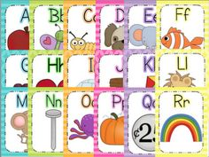 Letter/Sound Introduction for beginning of the year.