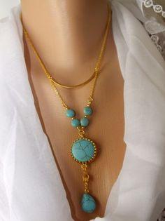 australia stylish necklace with crystals   custom design