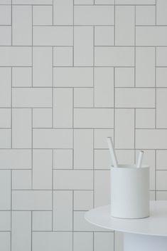 Microtiles. Design Roberto Cicchinè #2,5 #5x5 #5x10 #10x10 #10x20 #cm #tile #mosaic #micro #microtiles #design #Cicchinè #gres #scheme #color #design #interior #architecture #floor #wall #covering #custom #silvestrin #nendo #massaud Kitchen Layouts, Toilet Paper, Interior Architecture, Mosaic, Tile, Floor, Patterns, Design, Home Decor