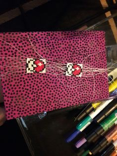 Cuteee pokeballs beadwork! ^~^