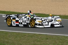 Dome-Judd S101 2002 Le Mans Jan Lammers / Tom Coronel / Val Hillebrand…