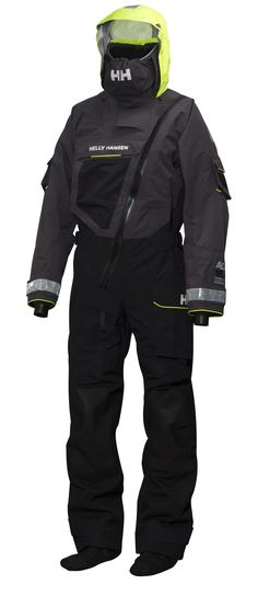 ÆGIR OCEAN SURVIVAL SUIT  Unparalleled professional grade performance for open water protection.