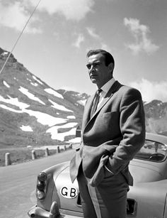Sean Connery says 'fuck you'.