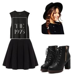 Untitled #9 by arianagrande1962 on Polyvore featuring polyvore, fashion, style, Polo Ralph Lauren, ASOS and clothing