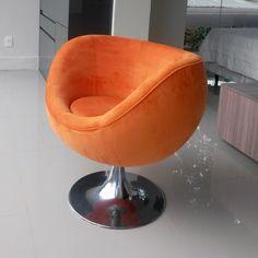 Na hora de decorar sua sala não hesite em comprar aquela poltrona confortável e elegante!!