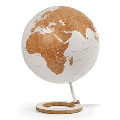 Bamboo Globe Lamp from Bloomsbury
