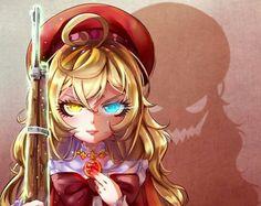Guerra Anime, Tanya Degurechaff, Tanya The Evil, Skullgirls, Akira, Light Novel, Manga Girl, Game Art, Pokemon