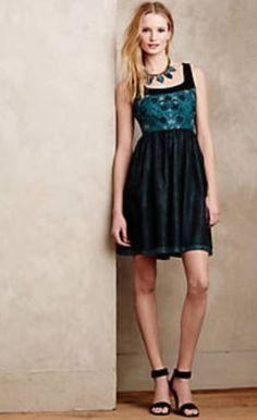 NIKI MAHAJAN from AnThroPolOgie  NEW NWT 'TAMULA' Dress  Size 6