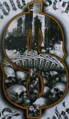 Motyw uliczny na koszulce 'Pablo Escobar' ---> Streetwear shop: odzież uliczna, kibicowska i patriotyczna / Przepnij Pina!