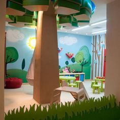 Kids Play Area School Daycare Design, Pictures, Remodel, Decor and Ideas - page 9