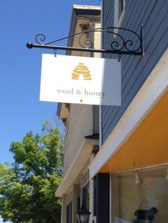 Wool & Honey in MI carries our Lotion Bars.