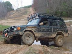 1997 Land Rover Discovery I