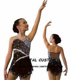 >> Click to Buy << Girls Figure Ice Skating Dresses Graceful New Brand Figure Skating Competition Dress DR4112 #Affiliate