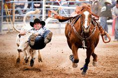 Tucson Rodeo - Arthur Newberg Photography