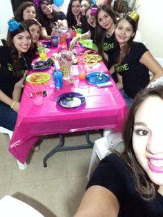 Selfie with my girls