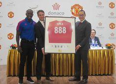 Cựu danh thủ Dwight Yorke sẽ giao lưu với fan hâm mộ tại Lào Cai - tinthethao24h7