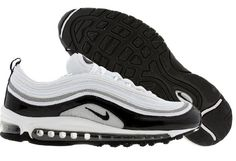 new style 61b7b 86484 Special Nike Air Max 97 Black White Silver Mens Shoes · Air Max 90  HyperfuseNike ...