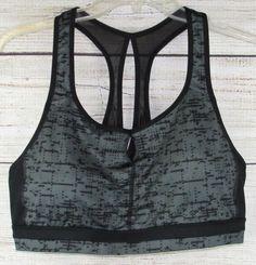 d4646a2f54 Ideology Womens Space Dye Seamless Performance Sports Bra Athletic BHFO  5436