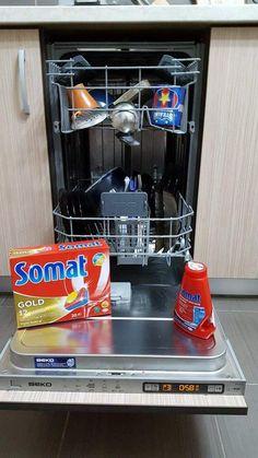 vase curate cu SOMAT #buzzsomat Formula SOMAT a fost imbunatatita cu puterea acidului citric si acum este chiar mai puternica.