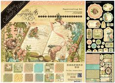 Graphic 45 - Once Upon a Springtime re-release