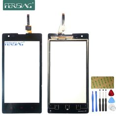 Ferising AAA 100% Touch Screen For Xiaomi Redmi Hongmi 1 1S Mobile Phone Touch Panel Digitizer Replacement Glass + Tools kit #Affiliate