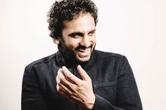 Nish Kumar at Bristol Comedy Garden at Queen Square