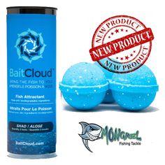 Bait+Cloud+Berley+Shad, $19.95