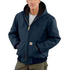 Carhartt Men's Duck Active Quilted Flannel Lined Jacket @ Academy for $39.99 FS ($69.99 at Amazon) #LavaHot http://www.lavahotdeals.com/us/cheap/carhartt-mens-duck-active-quilted-flannel-lined-jacket/57993