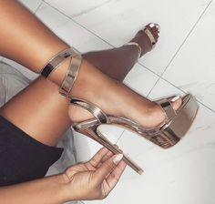 High Shoes, Fancy Shoes, Hot High Heels, Pretty Shoes, Womens High Heels, Cute Shoes, Shoes Heels, Stilettos, Stiletto Heels