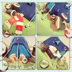 Festival themes cake